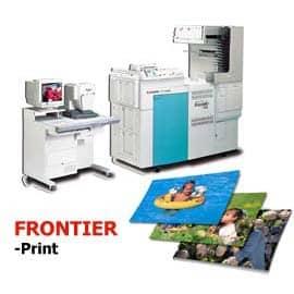 Frontier-afdrukken
