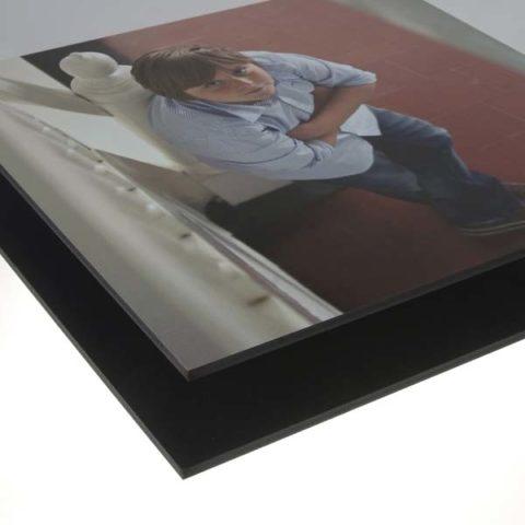 PVC 5mm zwart